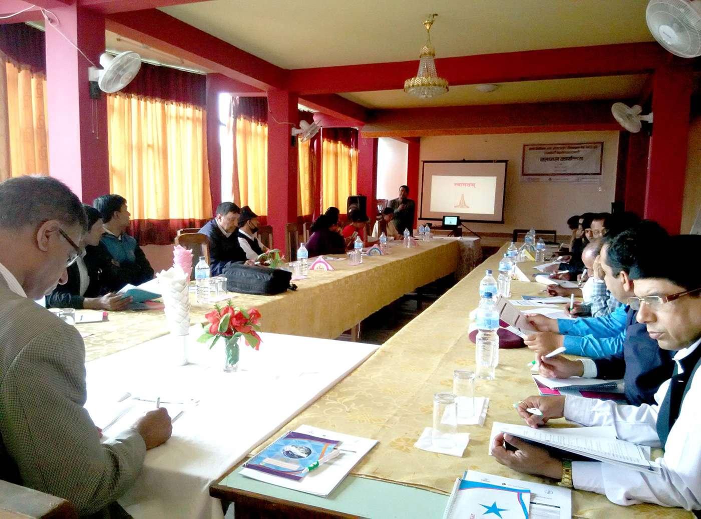 Discussion Program on Anti-Human Trafficking Law