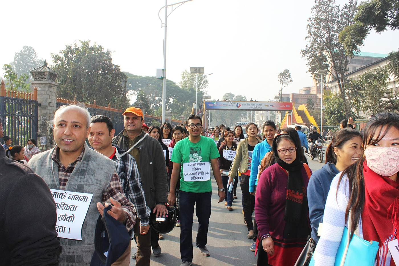 1000 Rising for Citizenship Rally organized in September 2014