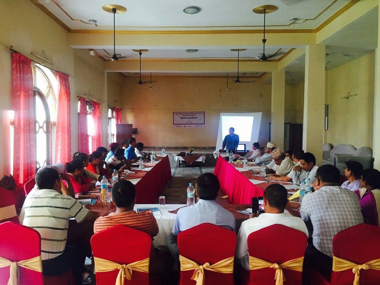 Discussion Program on Anti-Human Trafficking Law (Kanchanpur)