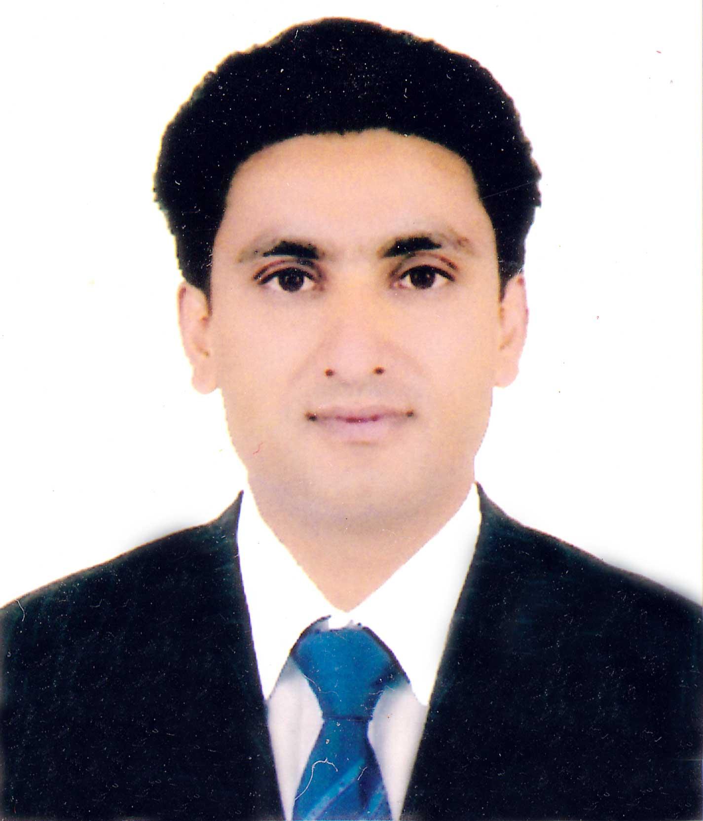 Mr. Bhupendra Khanal