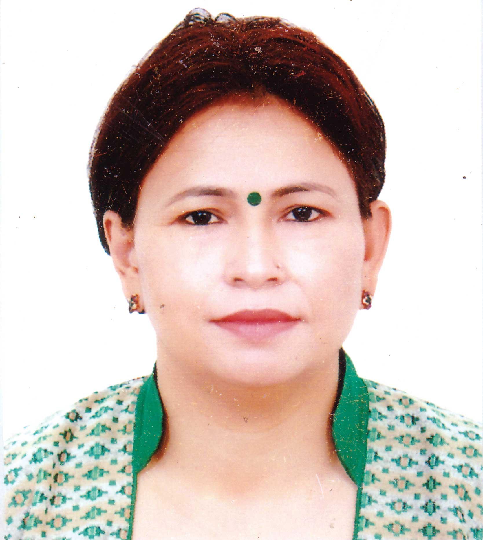 Ms. Vishnu Bashya