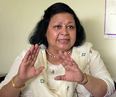Ms. Meera Dhungana