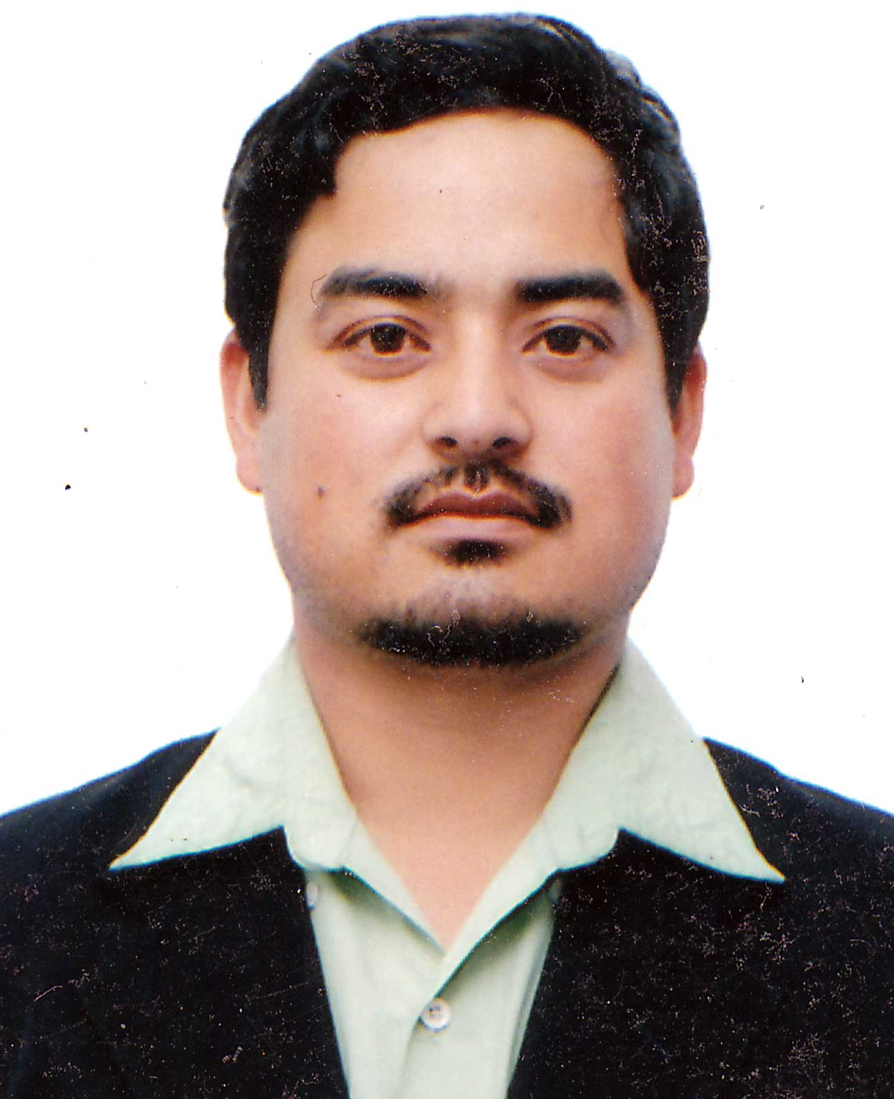 Mr. Rup Narayan Shrestha
