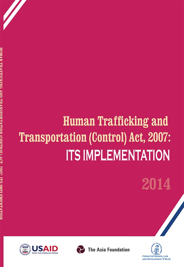 Human-Trafficking-and-Transportation-(Control)-Act,-2007-ITS-IMPLEMENTATION