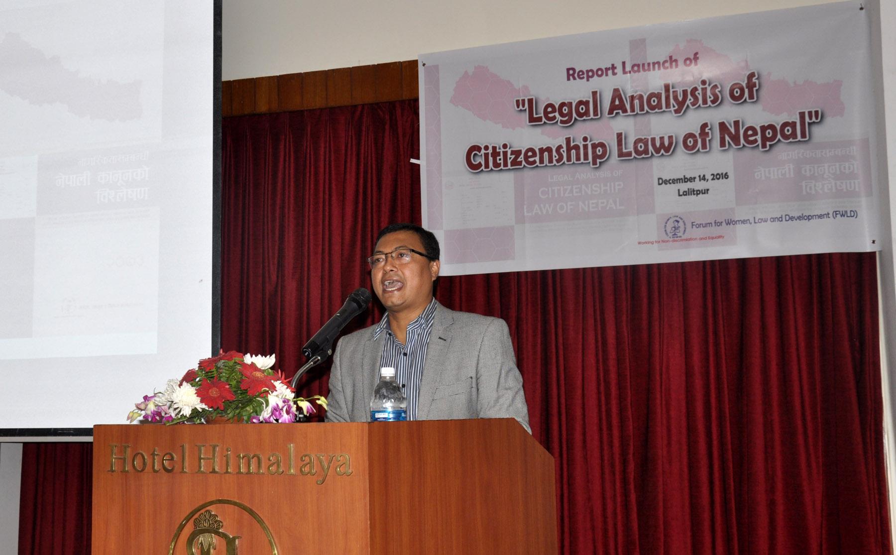 Citizenship Nepal