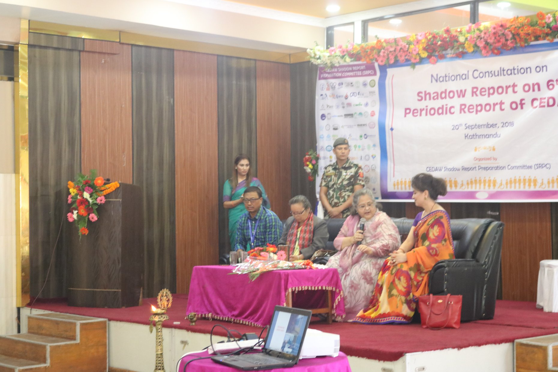 National Consultation on CEDAW Shadow Report - Forum for
